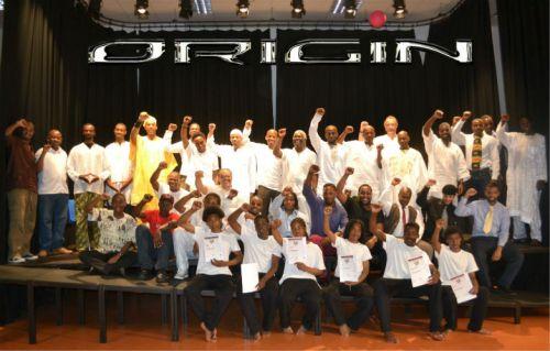 ORIGIN Graduation 2012/13