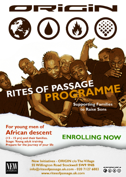 Rites of Passage Flyer NO E2